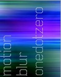 Motion Blur:Onedotzero: Onedotzero - Graphic Moving Imagemakers