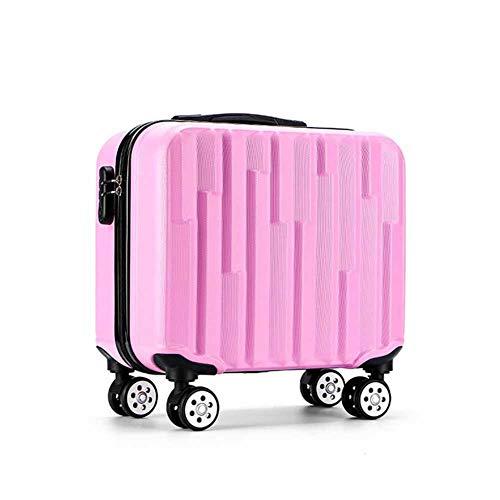 XINTONGDA Trolley-Silent Universal-Rad-Diebstahlschutz-ABS-Material Koffer-Wearable wasserdichter und stoßfester Koffer
