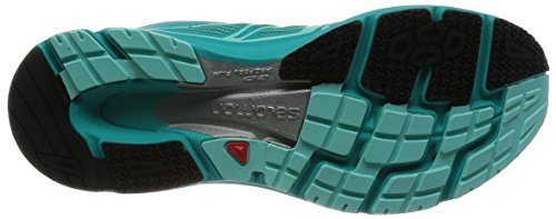 Salomon Sonic Pro Running Shoe teal blue f/teal blue f/bubble blue