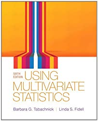 Using Multivariate Statistics by Barbara G. Tabachnick (2012-06-15)