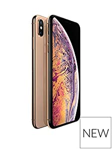 Apple MT582B/A iPhone XS Max 512 GB UK SIM-Free Smartphone - Gold