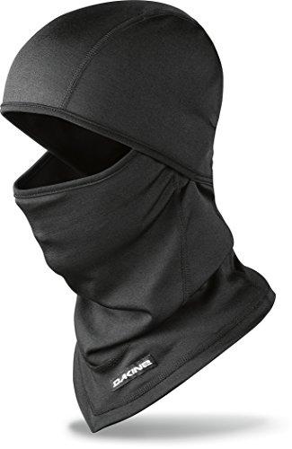 DAKINE Herren Halstücher Ninja Balaclava, Black, One size, (Kopfbedeckung Ninja)