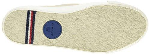 Gant Alice, Baskets Basses femme Beige - Beige (putty cream beige G27)