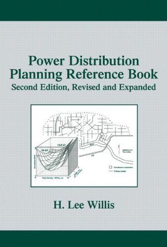 Power Distribution Planning Reference Book, Second Edition (Power Engineering)