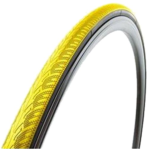 vittoria zaffiro IV Bike pneumatico Black / Yellow