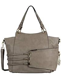 7a2d404cdeaa6 Betty Barclay Shopper Bag A4 Handtasche Schultertasche Henkeltasche D-956-VT