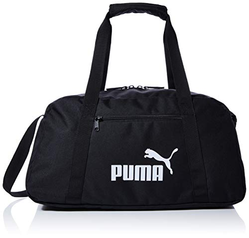 Puma Phase Sports Bag Bolsa Deporte, Unisex Adulto, Negro Black, OSFA