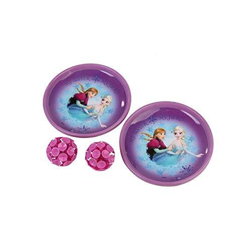 XuBa Kinder Spielzeug Frozen leuchtender Saugnapf klebriger Ball -