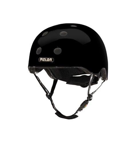 Melon Urban Active Uni Helm schwarz Matt Schwarz Size 58-63
