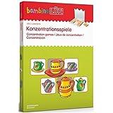 LÜK. Bambino. Konzentrationsspiele: Enthält: bambinoLÜK-Lösungsgerät und Heft 1