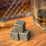 Kobert-Goods Whisky Steine (12 Stück) aus Speckstein - 3