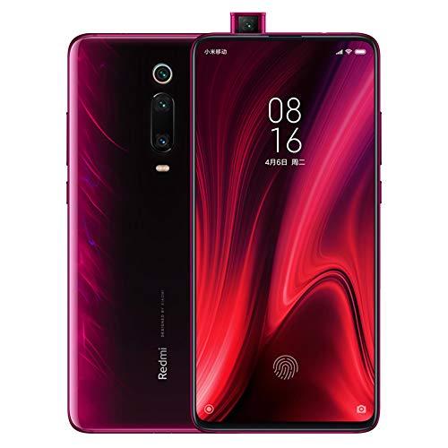Xiaomi Mi 9T Pro Smartphones 6GB RAM + 128GB ROM, 6.39'' Pantalla Completa, procesador 855, 20MP Frontal y 48MP AI Cámara Triple Trasera Teléfonos móviles Versión Global (Rojo)