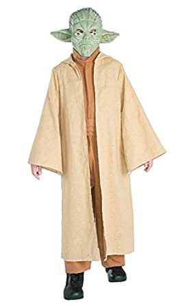 Rubie's Official Disney Star Wars Deluxe Yoda Costume Child Small S