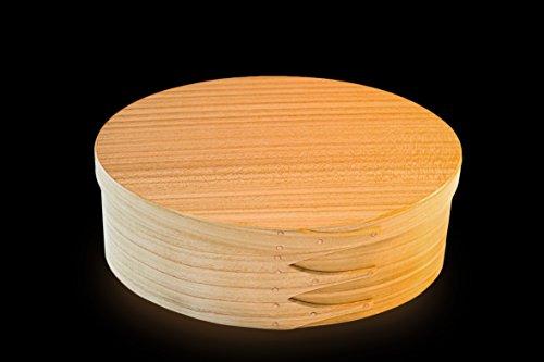 Shaker Oval Box No.4 europäisch Kirschbaum - Ovale Shaker
