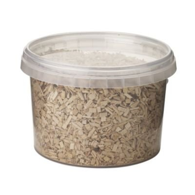 Apple Flavour Smoker Wood Chips, 500ml