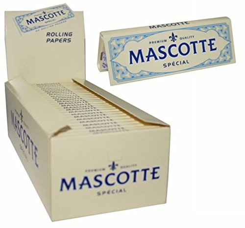 Cartine Mascotte Special Corte 1 Box 50 Libretti 2500 Cartine