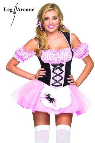 Tutu Kostüme Spider (Miss Muffet Dirndl)