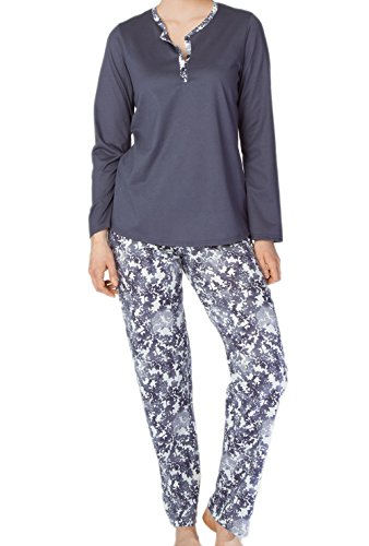 CALIDA Jodie Damen, Ensemble de Pyjama Femme 168 ruby wine