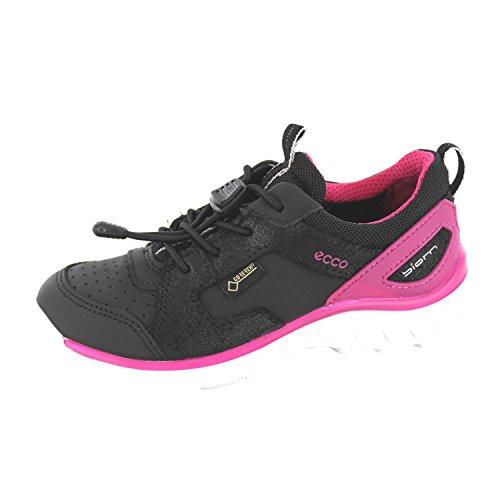 Ecco BIOM Trail Kids 702812/50230 Enfant (garçon ou Fille) Chaussures à Lacets