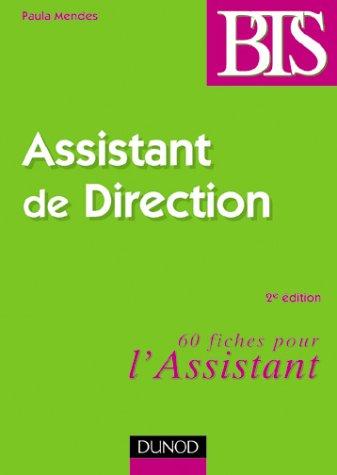 Assistant de direction