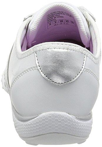 Skechers Breathe-EasyLittle Gem Damen Sneakers Weiß (Wsl)