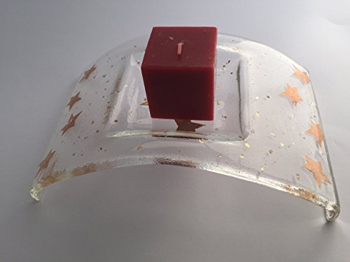 fused-glass-gold-star-candle-bridge-a-must-for-romantic-gifts-and-looks-great-in-soft-lighted-areas-