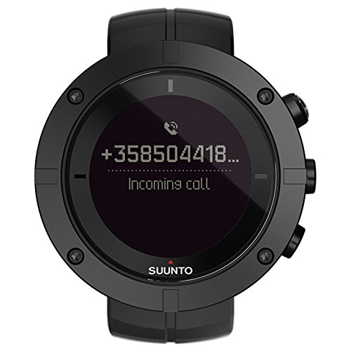 Suunto Men's Watch Digital Quartz Rubber SS021238000