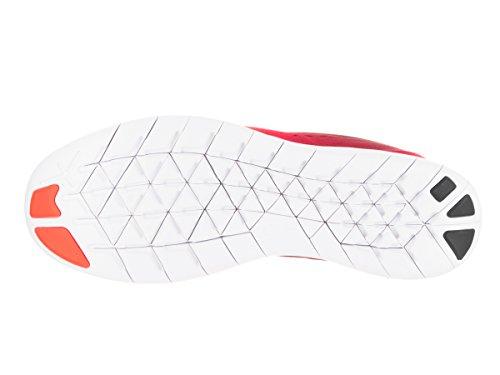 Nike Free Rn, Scarpe da Ginnastica Uomo Rojo (Total Crimson / Black-Gym Red-White)