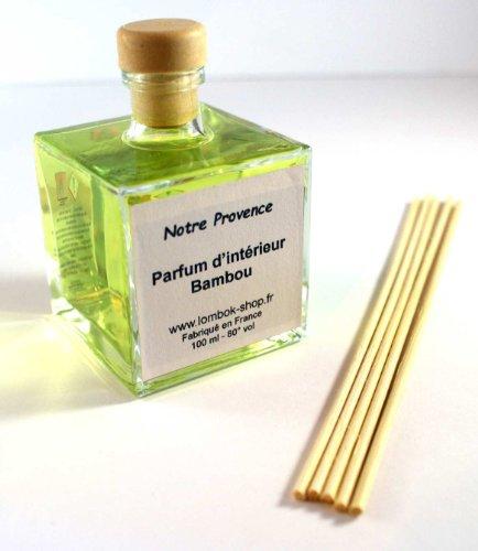 Parfum d'intérieur senteur Bambou