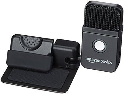 AmazonBasics – Micrófono condensador USB portátil