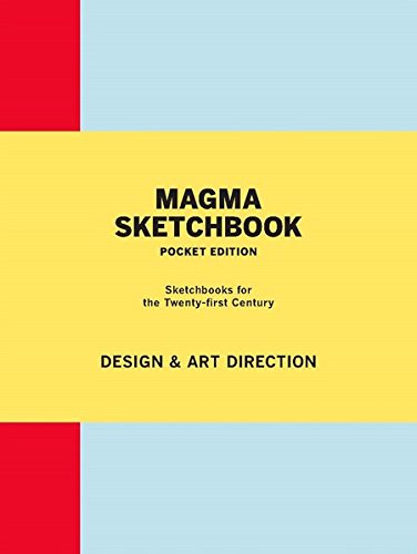 Magma Sketchbook: Design & Art Direction: Mini edition