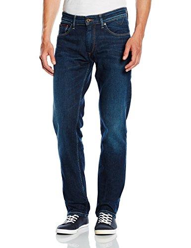 Tommy Jeans Hilfiger Denim Men's Ryan Original Straight Jeans