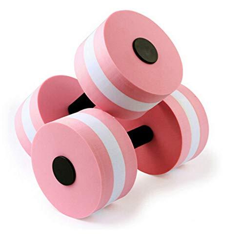 vitihipsy acquagym manubri, acquagym Formazione Yoga Fitness Migliorare e Piscina esercita Le Donne/Uomini, Serie di 2