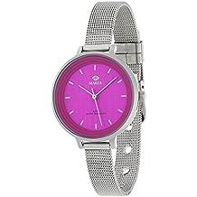 Reloj Marea Mujer B41198/5 Esterilla Rosa Fucsia