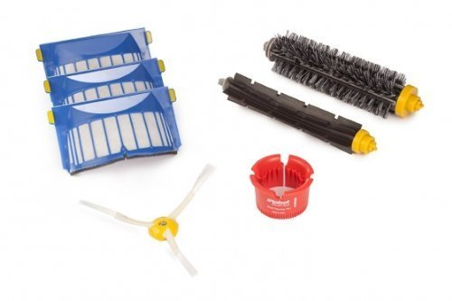 creatwls accesorios para iRobot Roomba 585 595 600 620 650 Series vacuums Cleaner replenishment Kit