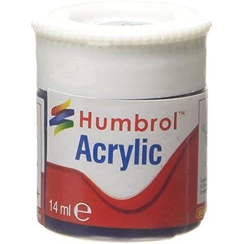 Humbrol 12ml Acrylic Paint No. 248 Rlm 78 Matt (Sky