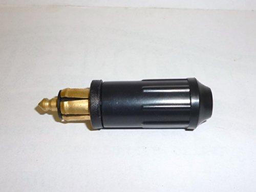 12/24 V DC Petit 15 Amp DIN plug Power cigare 10-12 mm Diamètre HELLA style Deux Pièces