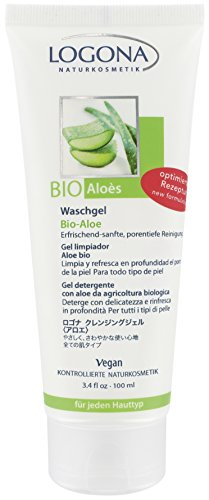 JABON FACIAL ALOE GEL