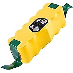 Dosctt para iRobot Roomba 4500mAh 500 batería de Repuesto Series Roomba Vacuum Cleaner 500 600 700 800 R3