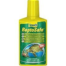 Tetra reptosafe de purificador de agua (Prepara Agua del grifo seguro para tortugas de agua