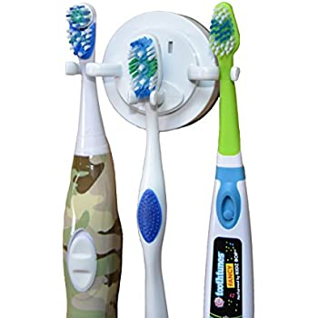 Zahnbürstenhalter (2 Stück) für Elektrozahnbürsten