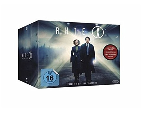 Staffeln 1-9 Komplettbox (Limited Edition) [Blu-ray]