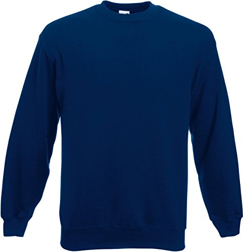 Set-In Sweatshirt 3XL,Navy