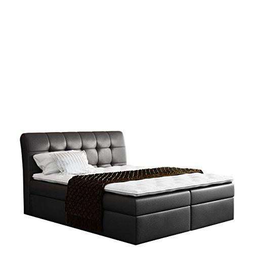 Boxspringbett Cazeres Doppelbett Bettgestell Stilvoll Bett Schlafzimmer Bettkasten Lattenrost Matratze