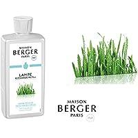 LAMPE BERGER Düfte Paris Frisches Gras Herbe Fraîche 1 L Nachfüllflasche preisvergleich bei billige-tabletten.eu