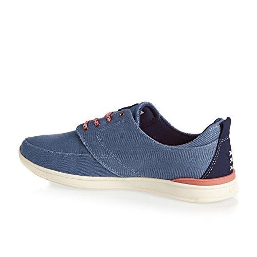 Reef Rover Low, Chaussures Femme Bleu - Azul (Light Blue)