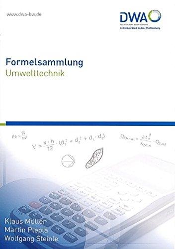 formelsammlung-umwelttechnik
