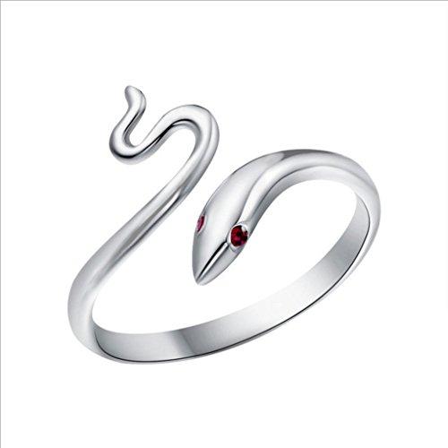 lufa-donne-argento-placcato-lanello-di-barretta-di-apertura-bright-red-eye-serpente-dellanello