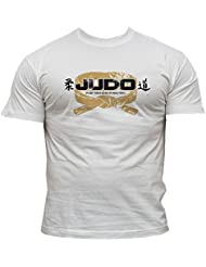 Dirty Ray Arts Martiaux MMA Judo t-shirt homme DT11F