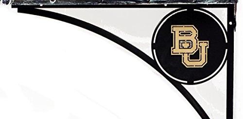 Henson Metal Works Baylor University Collegiate Briefkastenhalter